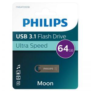 Philips Pendrive USB 3.1 64 GB - Moon Edition