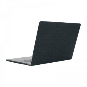 "Incase Textured Hardshell Case - Materiałowa obudowa MacBook Pro 15"" (2018/2017/2016) (Heather Navy)"