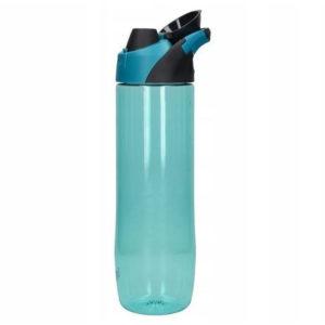 BUILT Clip and Go - Butelka na wodę z tritanu 710 ml (Blue)
