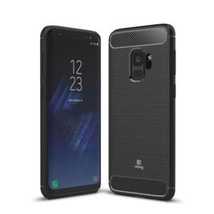 Crong Soft Armour Cover - Etui Samsung Galaxy S9 (czarny)