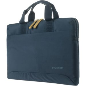 "Tucano Smilza Super Slim Bag - Torba MacBook Air 13"" / MacBook Pro 13""/ MacBook Pro 13"" Retina / MacBook Air 13"" Retina / iPad Pro 12.9"" (granatowy)"