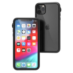 Catalyst Impact Protection Case - Pancerne etui + smyczka iPhone 11 Pro Max (Stealth Black)