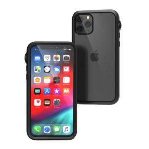 Catalyst Impact Protection Case - Pancerne etui + smyczka iPhone 11 Pro (Stealth Black)