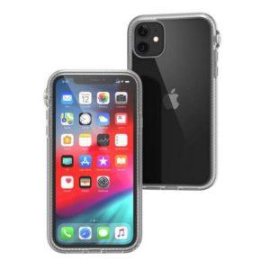 Catalyst Impact Protection Case - Pancerne etui + smyczka iPhone 11 (Clear)