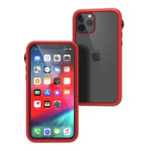 Catalyst Impact Protection Case - Pancerne etui + smyczka iPhone 11 Pro (Red/Black)