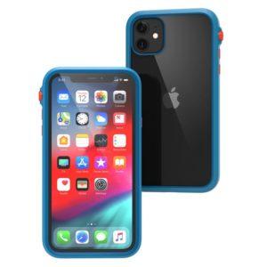 Catalyst Impact Protection Case - Pancerne etui + smyczka iPhone 11 (Blueridge/Sunset)
