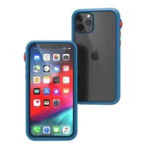 Catalyst Impact Protection Case - Pancerne etui + smyczka iPhone 11 Pro (Blueridge/Sunset)