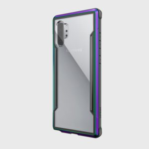 X-Doria Defense Shield - Etui aluminiowe Samsung Galaxy Note 10+ (Drop test 3m) (Iridescent)
