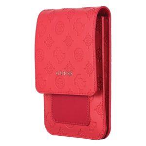 Guess 4G Peony Wallet Bag - Torba z przegrodą na smartfona (Red)