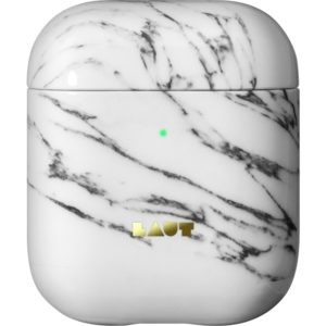 Laut Huex Elements - Etui Apple Airpods (Marble White)