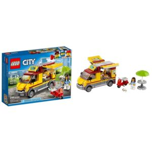 LEGO City 60150 - Foodtruck Z Pizzą