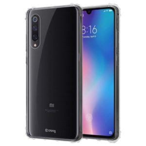 Crong Crystal Shield Cover - Etui Xiaomi Mi 9 (przezroczysty)