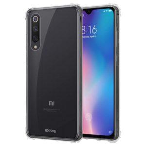 Crong Crystal Shield Cover - Etui Xiaomi Mi 9 SE (przezroczysty)