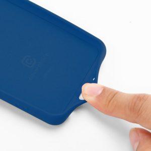 Crong Color Cover - Etui Samsung Galaxy A50 / A50s (niebieski)