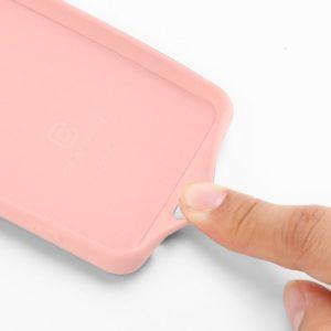 Crong Color Cover - Etui Samsung Galaxy A50 / A50s (różowy)