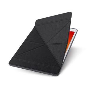 "Moshi VersaCover - Etui origami iPad 10.2"" (Metro Black)"