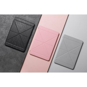 "Moshi VersaCover - Etui origami iPad 10.2"" (Sakura Pink)"