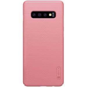 Nillkin Super Frosted Shield - Etui Samsung Galaxy S10+ (Rose Gold)