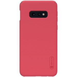 Nillkin Super Frosted Shield - Etui Samsung Galaxy S10e (Bright Red)