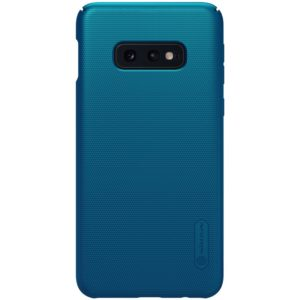 Nillkin Super Frosted Shield - Etui Samsung Galaxy S10e (Peacock Blue)