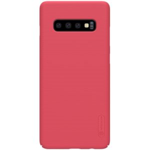 Nillkin Super Frosted Shield - Etui Samsung Galaxy S10+ (Bright Red)