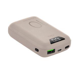 PURO Compact Power Bank - Power bank dla smartfonów i tabletów 10000 mAh