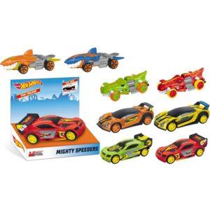 MONDO - Autko wyścigowe mix kolorów (12