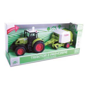 PLAYME - Traktor ze snopowiązałką