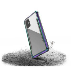 X-Doria Defense Shield - Etui aluminiowe Samsung Galaxy S20+ (Drop test 3m) (Iridescent)