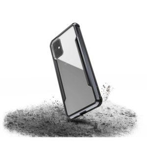 X-Doria Defense Shield - Etui aluminiowe Samsung Galaxy S20+ (Drop test 3m) (Black)