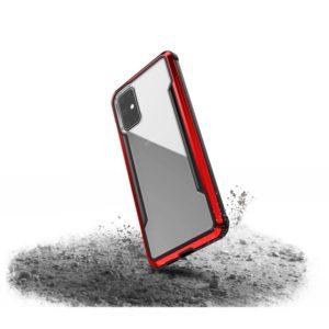 X-Doria Defense Shield - Etui aluminiowe Samsung Galaxy S20+ (Drop test 3m) (Red)