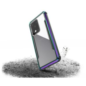 X-Doria Defense Shield - Etui aluminiowe Samsung Galaxy S20 Ultra (Drop test 3m) (Iridescent)