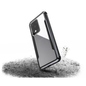 X-Doria Defense Shield - Etui aluminiowe Samsung Galaxy S20 Ultra (Drop test 3m) (Black)