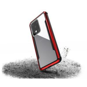 X-Doria Defense Shield - Etui aluminiowe Samsung Galaxy S20 Ultra (Drop test 3m) (Red)