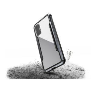 X-Doria Defense Shield - Etui aluminiowe Samsung Galaxy S20 (Drop test 3m) (Black)