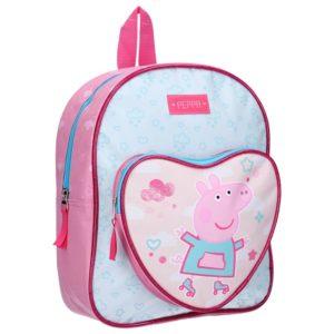 Peppa Pig - Plecak dziecięcy (31 x 25 x 9 cm)