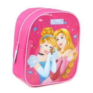 Princess - Plecak różowy (25 x 21 x 10 cm)
