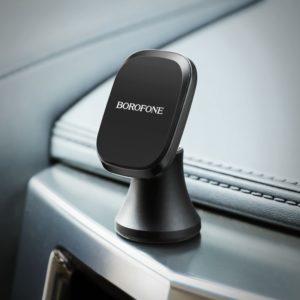 Borofone - uchwyt samochodowy magnetyczny na kokpit