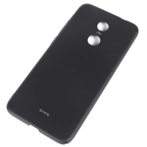 Crong Smooth Skin - Etui Xiaomi Redmi 5 (czarny)