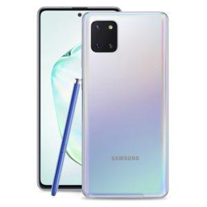 PURO 0.3 Nude - Etui Samsung Galaxy Note 10 Lite (przezroczysty)