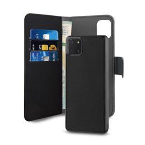 PURO Wallet Detachable - Etui 2w1 Samsung Galaxy Note 10 Lite (czarny)