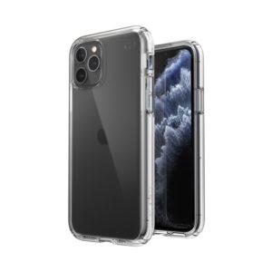 Speck Presidio Perfect-Clear - Etui iPhone 11 Pro z powłoką MICROBAN (Clear)