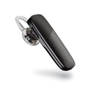 Plantronics Explorer 500 - Uniwersalna słuchawka Bluetooth + 2w1 smycz & ładowarka USB (czarny)