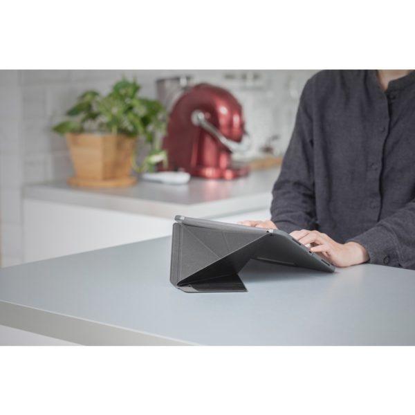 "Moshi VersaCover - Etui origami iPad Pro 11"" (2020/2018) z ładowaniem Apple Pencil (Charcoal Black)"