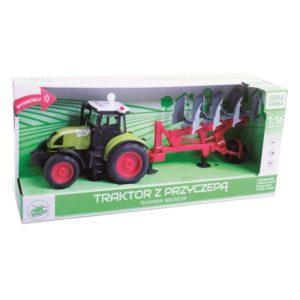 Playme - Traktor z pługiem
