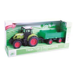 Playme - Traktor z przyczepą