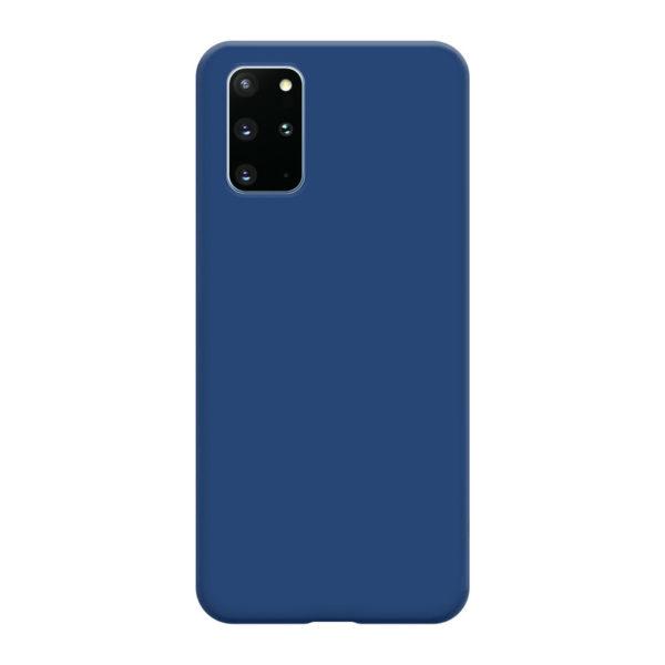 Crong Color Cover - Etui Samsung Galaxy S20+ (niebieski)