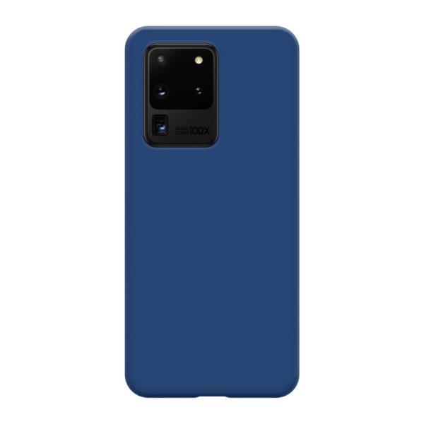 Crong Color Cover - Etui Samsung Galaxy S20 Ultra (niebieski)