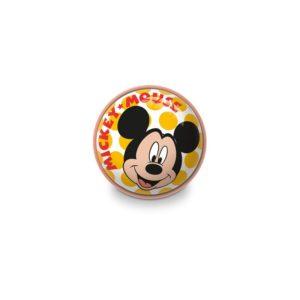 Mickey Mouse - Piłka gumowa 140 mm