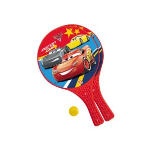 Cars 3 - Rakietki z gumową piłeczką